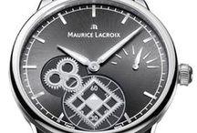 Watches: Maurice Lacroix / Maurice Lacroix - Manufacture Horlogère Suisse - www.mauricelacroix.com/