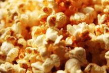 Movie Snacks! / Snacks and drinks for Movie parties. We install home theaters, tvs and surround sound for you! http://wemounttvs.com