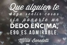 Mario Benedetti / by Evelyn Madriz