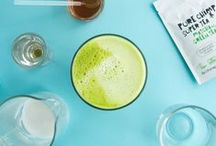 Hot Matcha Drink Recipes / Follow this board for the latest hot matcha drink recipes.  They will help to warm you up & make you feel cosy inside.