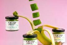 PureChimp Products / Our full matcha green tea range from www.purechimp.com