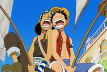 One Piece / I wll become Pirate King !