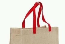 Bolsas e sacolas / sacos de juta, jute bags