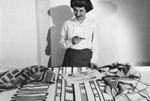Textiles / Textiles of the twentieth century.   / by Robert Leach