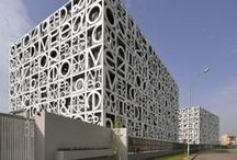 Voortgezet Onderwijs I Secondary Schools / Buitenkant VO I School design