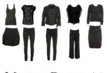 Black On Black Outfit Inspiration / Paint it Black