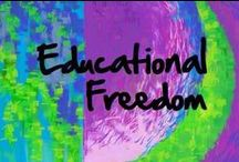 Educational Freedom Home Education Board / Linked with the www.educationalfreedom.org.uk for support and information on Home Education. Share your home ed ideas.  If you wish to contribute to the board then please let me know. / by Chez Moy