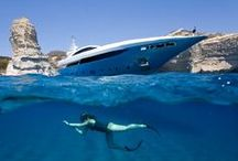 Aqua Adventures / Complete your journey of a lifetime with an memorable water filled adventure.