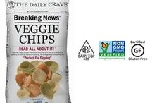 Breaking News / Our products! Lentil Chips and Veggie Chips are a better-for-you snack and meet many dietary preferences!