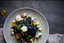 Ingredientista / Catering. Pop-up restaurant. Blog