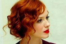 Redheads / From berry to copper and burgundy to tomato, have a look at our favourite shades of red