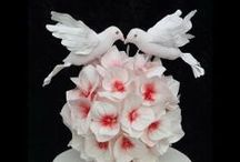 oriental art / here u will find my projects that i made myself from embroidery, paintings, making flowers n so on