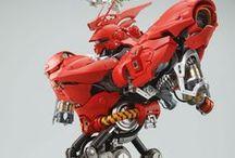 Creature Design - Robot & Mech