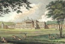 Wentworth Woodhouse / This is the Majestic Estate of Wentworth Woodhouse -- the inspiration of Wentworth Hall in Storm Chasers of Wentworth Hall.  Book One of the Majestic Estates Series.