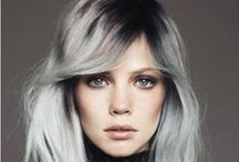 Grey Hair Trend / Gorgeous colour at every age...