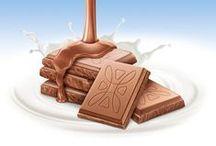 My Chocolate Works / Chocolate Illustrations