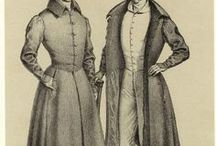 ~1831-1900-Victorian Mens' Clothing / Victorian Mens' Clothing - Includes the time from 1831 to 1837 during reign of William IV.