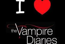 The Vampire Diaries / Only The Vampire Diaries