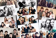TVD / TVD actor and actress personal life