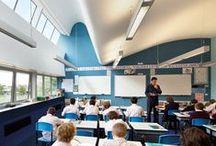 Classrooms/ Lokalen