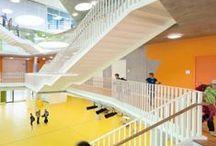 Interieur voortgezet onderwijs I Secondary schools interior