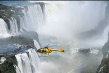 Iguassu Falls / Iguassu Falls, a UNESCO World Heritage Site, is an incredibly powerful waterfall and an amazing site to behold.