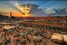 Morocco / Unique culture, rich history and amazing gastronomy are just a few of the reasons to visit Morocco.