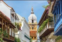 Colombia / The turquoise Caribbean, lush Andes and a vibrant culture characterize beautiful Colombia.