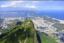 Brazil / Uncover the layers of Brazil from the bustling city of Rio de Janeiro to the tranquil countryside of Bahia.