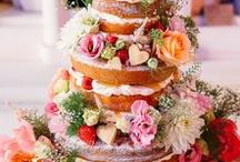 Creative Cakes / The cake can be a stunning centrepiece for your reception, make it something special that really reflects you and your new spouse!