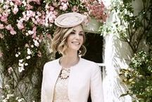 Mother of the Bride / It's all about the MOB! A term of endearment of course, it can be tricky to know what to wear on the big day. You want to feel comfortable, glamorous, and fit in with the colour scheme and bridal party. Here are some fab outfit ideas that are guaranteed to make you feel magical.