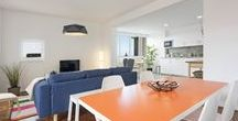 Elias Garcia II / The apartment fits in the center, overlooking the Madeiran houses to the sea and the Cathedral of Funchal - which is located just five minutes walk.
