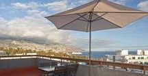 Casa Branca I / This is a lovely apartment with a big balcony overlooking the city and the ocean. Fits 2 to 4 people and is well equipped. A good starting point to explore the island and a communal pool to relax. Fantastic view over the New Year fireworks display.