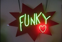 Neon, signs and letters / by florence lecomte