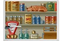 For Home :) / Ideias para decorar, reformar ou construir seu cantinho. / by Carol Tomé