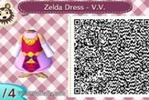 ACNL Outfits / by Emily Hotton