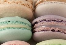 Silly Macarons' Rainbow