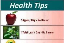 Health Tips / Board meant for health related articles and tips to maintain health... / by Anje Rim