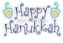 Hanukkah Designs / by Embroitique