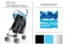 Summer Strolling / Our collection of 3D Lite Strollers and the inspiration behind them. / by Summer Infant