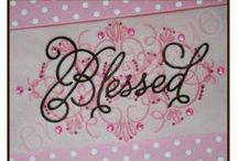 Inspirational Designs / Inspirational Embroidery Designs / by Embroitique