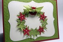 Cards- Christmas Season / Stampin. Up / by Ana Whitty