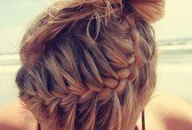 Hair(: / by Katie Bedbury