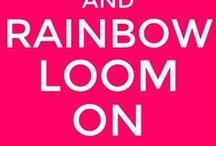 Rainbow looms♥# / Geil!!##