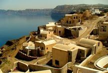 Luxury and Romantic Greece / Beauty of greek islands.