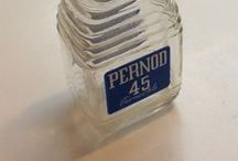 pastis / French anis flavoured apéritif, originally from Marseille, served in heavy-bottom pastis-glass with water from pastis-jug, brands Berger, Pernod, Ricard, Pastis 51