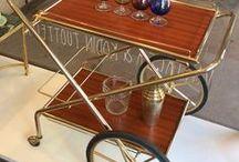 baarit ja tarjoiluvaunut . bars and catering trolleys