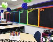 Classroom Decoration & Set Up / Ways to set up and decorate the classroom.