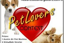 Pets / Wonderful accessories for pets AND Pet Communication services