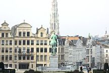Belgium Travel Inspiration / Inspiration and Belgium Traveling Tips from the ever popular Brussels to the hidden gems of Ghent, Antwerp and other gorgeous cities in Belgium. A vacation to Belgium is always a good idea!